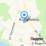 Петрович на карте Архангельска