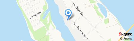 ТралСервис на карте Архангельска