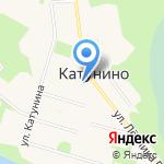 Мария на карте Архангельска
