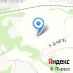 Саламаты на карте Архангельска