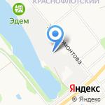 Трактородеталь на карте Архангельска