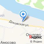 Поморское ТСУ на карте Архангельска