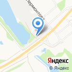 АрхСтройЛес на карте Архангельска