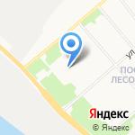 Центр временного содержания для несовершеннолетних правонарушителей на карте Архангельска