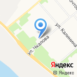 Т-Л-Р на карте Архангельска
