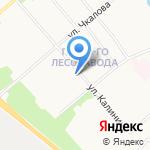 Мир красоты на карте Архангельска