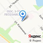 Загадка на карте Архангельска