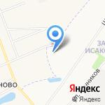 Отдел полиции №2 на карте Архангельска