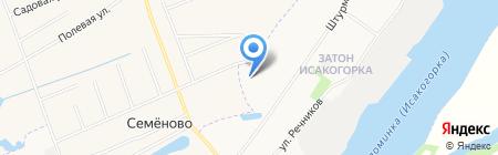 Участковый пункт полиции Отдел полиции №2 на карте Архангельска