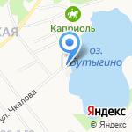 Мебелит на карте Архангельска