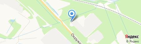 АГЗ №3 на карте Архангельска