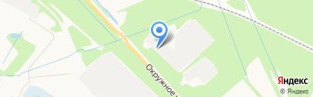 АВТОАЙБОЛИТ на карте Архангельска