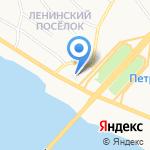 Гранит Поморья на карте Архангельска