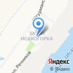 Почтовое отделение №38 на карте Архангельска