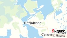 Отели города Шемякино на карте