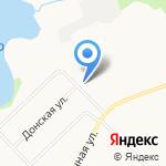Водоочистка на карте Архангельска