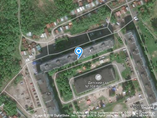 Сдам 1-комнатную квартиру, 31 м², Архангельск, улица Дачная, 49 к.4