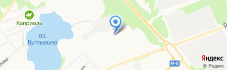 Архангельский торгово-экономический колледж на карте Архангельска