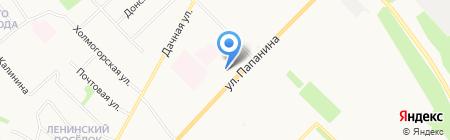 Violet на карте Архангельска