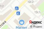 Схема проезда до компании Амфиа в Архангельске