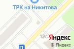 Схема проезда до компании Купец в Архангельске