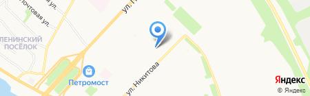 Аптека на карте Архангельска