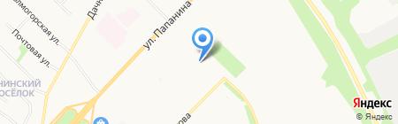 Твой кофе с собой на карте Архангельска