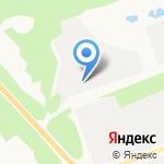 Севзапдорстрой на карте Архангельска