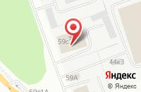 Схема проезда до компании Вариант-С в Архангельске