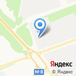 Дельфин на карте Архангельска