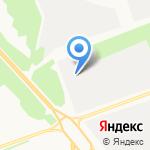 Делфи на карте Архангельска