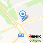 КОМПЛЕКС-СЕРВИС на карте Архангельска