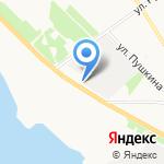 Металлика 29 на карте Архангельска