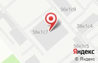 Схема проезда до компании Архтехторг в Архангельске