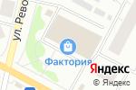 Схема проезда до компании Магазин мебельных и портьерных тканей в Архангельске