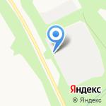 Авторемонтная мастерская на карте Архангельска