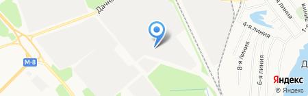 Магазин автозапчастей для МАЗ на карте Архангельска