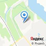 Автомойка на карте Архангельска