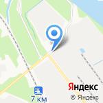 АрхСпецСтрой на карте Архангельска