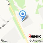 Автотехгрупп на карте Архангельска