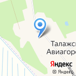 PAXUS moto на карте Архангельска