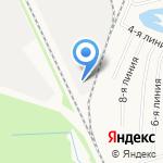 ФАЛЬКОН ПЛЮС на карте Архангельска