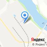 Федерация практической стрельбы Архангельской области на карте Архангельска