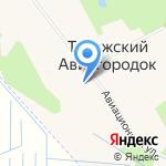 Благо на карте Архангельска