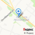 Киоск полуфабрикатов и колбасных изделий на карте Архангельска
