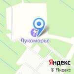 Лукоморье на карте Архангельска
