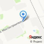 ПРОИЗВОДСТВЕННАЯ КОМПАНИЯ ИНТЕРСТРОЙ на карте Архангельска