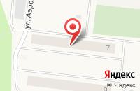 Схема проезда до компании Нордлесэкспорт в Архангельске