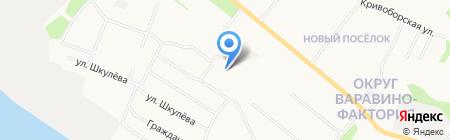 Центр помощи совершеннолетним опекаемым и подопечным на карте Архангельска