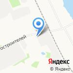 Регион 29 на карте Архангельска